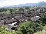 Городок  Шухэ в провинции Юнань